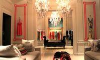 Egypt - Villa Baboushka: Pricey glamour behind a pink door