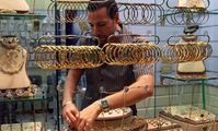 Global gold prices reach record high