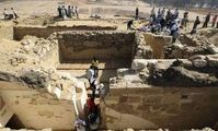 4,000-year-old priest's tomb unearthed in Egypt