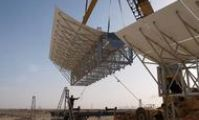 Egypt's first solar-thermal project approaches completion