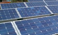 Egypt is setting up a 100 MW Solar Photovoltaic Power Plant