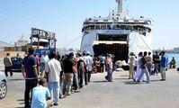 Libya, fishermen