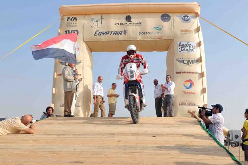Pharaohs International Cross Country Rally 2010