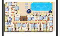 Apartment: Studio №42 in the compound Tiba Nouria (AP5019)