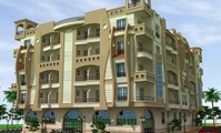 Building: Tiba Paradise, new building in the North of Hurghada (BL1031)