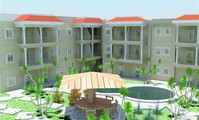 Apartment: Two bedroomed apartments. (AP4038)