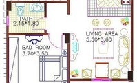 Apartment: Apartment 21 with 1 bedroom 45m2 (AP4879)