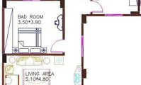 Apartment: Apartment 23 with 2 bedrooms (AP4887)