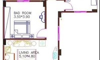 Apartment: Apartment 33 with 2 bedrooms (AP4888)