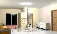 Apartment: Studio near a Pedestrian Zone (AP4304)