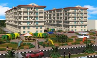 Complex: Nour Plaza, a new Resort on Red Sea (CP1009)