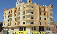 Building: Tiba Palace, new building in the North of Hurghada (BL1019)