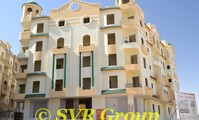 Building: Tiba Garden, new building in the North of Hurghada (BL1021)