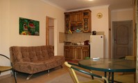 Apartment: One bedroom apartment with two balconies (AP4193)