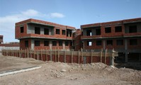 Apartment: A two bedroomed apartment at Comfort Kaff. (AP4037)