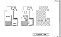 Apartment: One bedroom apartment (AP4358)
