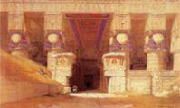 Dendera, Chathor