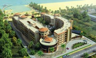 Complex: A luxurious beachfront project - Royal Beach Resort (CP1001)