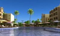 Complex: Nubia Resort, luxurious complex in the North of Hurghada (CP1041)