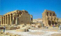 The Ramesseum, Egypt