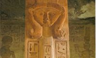 Visit into the interior in Creat Temple Abu Simbel